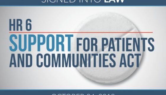 Support for Patients and Communities Act