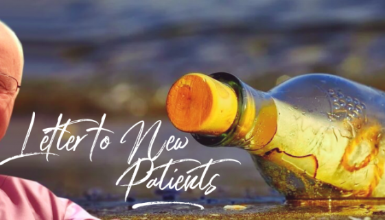 Letter to New Patients